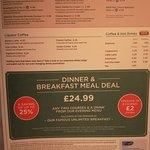 Thyme restaurant, Premier Inn, Exeter St David's
