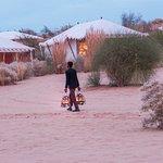 Foto de Samsara Desert Camp & Resort