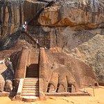 Lions Rock - Sigiriya in Sri Lanka