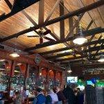 Beautiful bar, great happy hour!