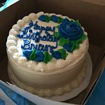 7 inch vanilla with vanilla frosting $15.99
