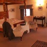 bedroom 252 we untidied it!