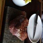 Beste steak ever! Aus Schweitzer Fleisch  65.- ink Beilage . Mega fein .