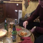 Best cacik (tzaziki) ! Cosy, authentic atmosphere and friendly staff