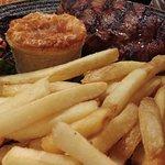 Steak n chips
