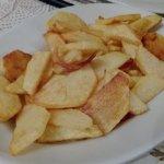 patate fresche fritte