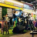 Photo of Colour bar garden