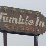 Tumble In Marfa RV Park resmi