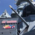 Battleship NORTH CAROLINA Foto