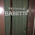 Foto de Babette Restaurant