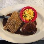 Chicken Fried Steak w/ Brown Gravey