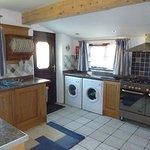 Barn Owl Cottage Kitchen