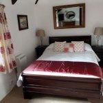 Barn Owl Cottage Bedroom