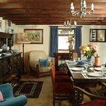 Barn Owl Dining Room