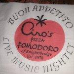 Foto de Ciro's Pizza Pomodoro - Knightsbridge