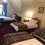 Spey - Can be set up for 2, 3 or 4 guests