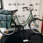 Postman's bycicle