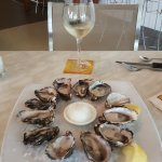 Terrific oysters at a reasonable price - Jan 2018 $23.90