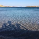 Photo of Agrio Livadi Beach