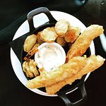 Fried pickles anyone?