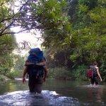 Trekking in Palawan
