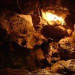 Caving in Sagada