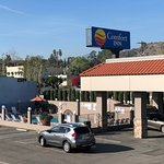 Foto de Comfort Inn Near Old Town Pasadena in Eagle Rock CA