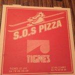 Magnifique pizza !!! Sur val claret demandez David ;-)