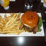 Hickory hamburger