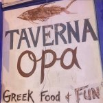Photo de Taverna Opa