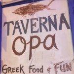 Foto de Taverna Opa