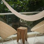 Partial Ocean Room Hammock,