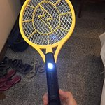 Bug Zapper... Get one before you come to Thailand. The best thing I brought this time.