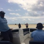 Speedboat trip from Island
