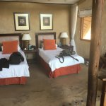 Photo de Lukimbi Safari Lodge