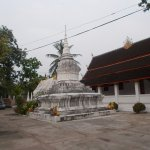 Estupa del templo