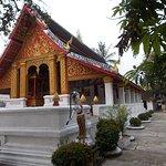 Camino al hotel pasas por delante de éste templo