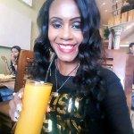 Mango juice so yummy
