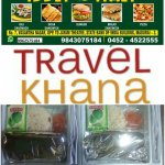 """We Feel Happy in joining hands with """"Travel Khana"""" India's leading travel Food Service Provider."""