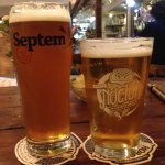 Lovel local beers Septem and Noctua
