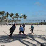 Lummus Park Beach Volleyball Courts
