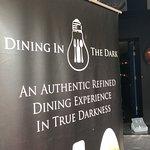 Foto de Dining In The Dark KL