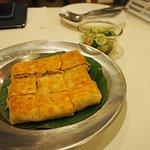 Chicken Roti (80.-)