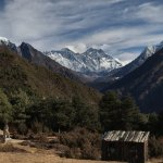 Everest and the incredible scenery