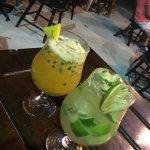 Nossa noite deliciosa no Bamba