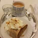 Apple Strudel and Coffee!