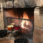 Foto de Fireside Dining at Empire Canyon Lodge Restaurant