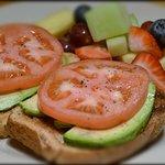 Avocado French Toast