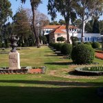 Bahai Gardens and Shrine - general view