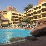 Foto de Amarante Pyramids Hotel
